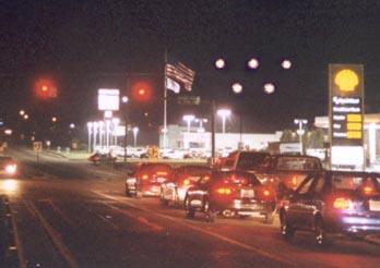 THE EDGE OF REALITY: ILLINOIS UFO, Jan  5, 2000
